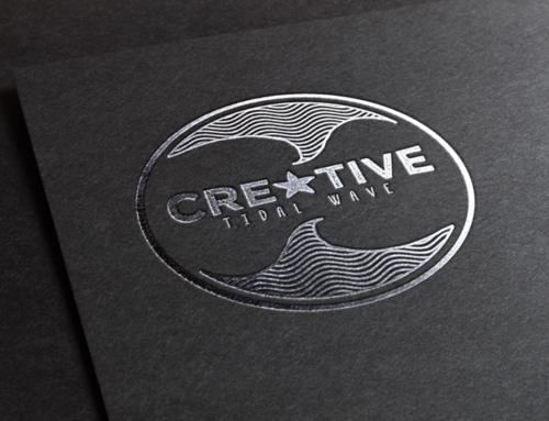 Creative Tidal Wave Logo