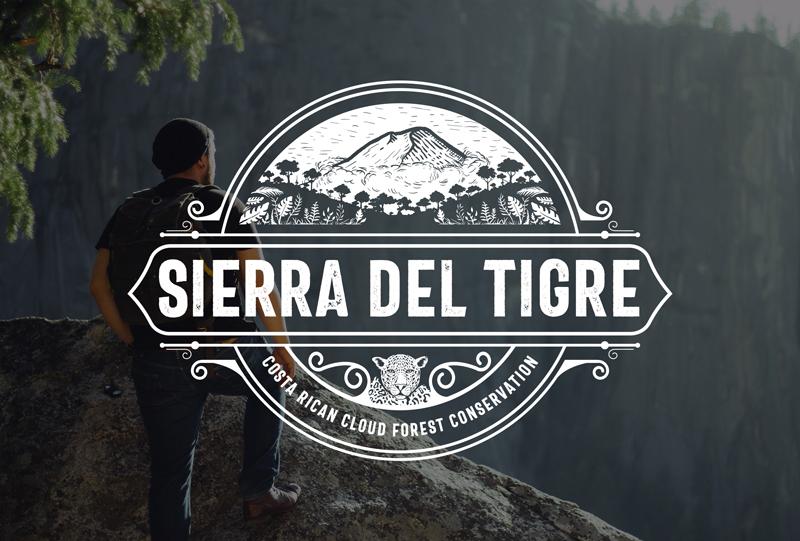 Sierra Del Tigre Logo