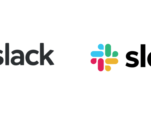 Slack's New Logo Showed up on my iPhone Today