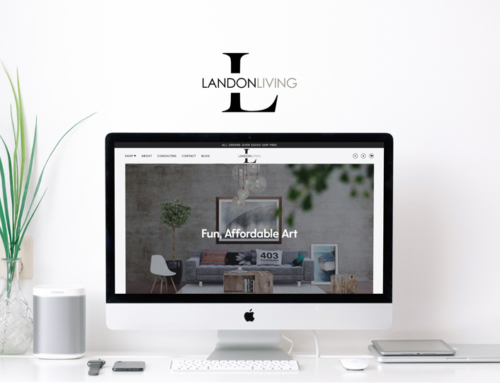 Landon Living Website