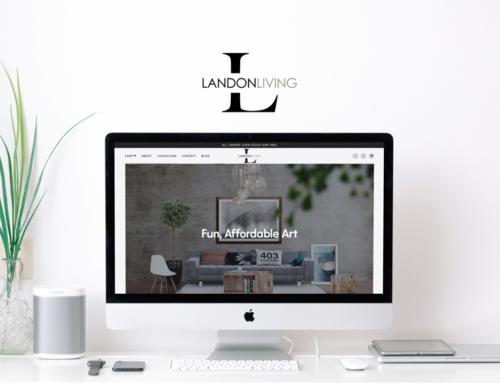 Landon Living Website