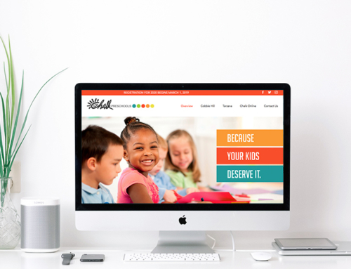 Chalk Preschools Website